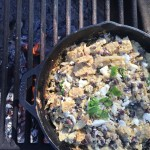 Campfire chilaquiles for the win wanderandwine