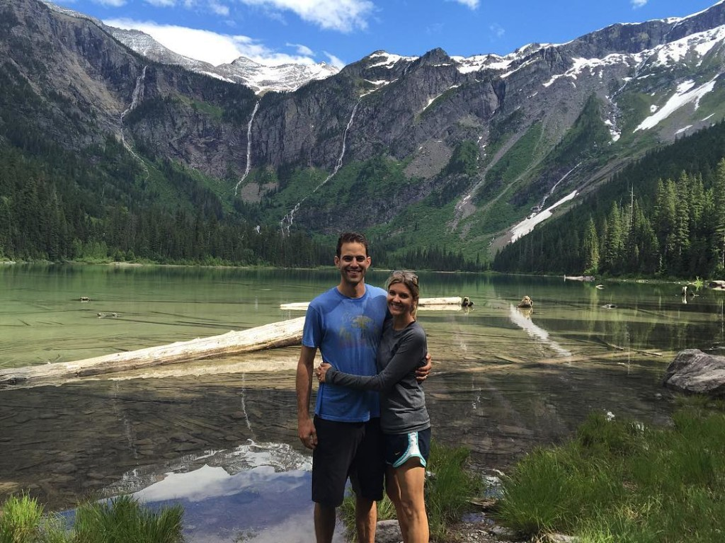 Doesn't even look real! Exploring Avalanche Lake, Glacier National Park. #wanderandwine