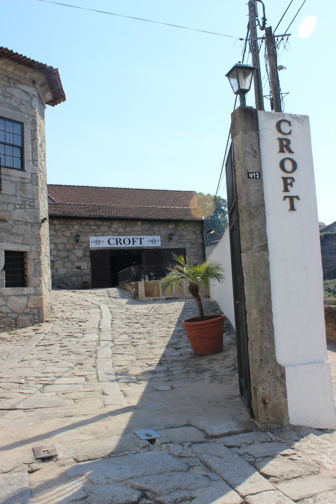 Croft - Porto | Wander & Wine