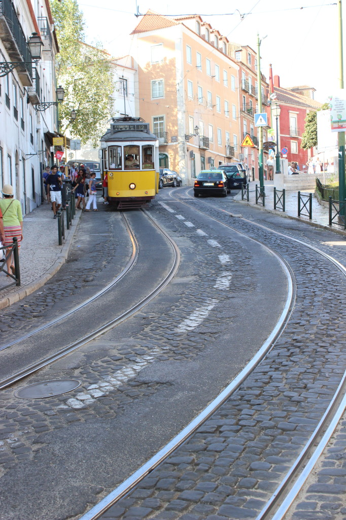 Lisbon Trolley | Wander & Wine