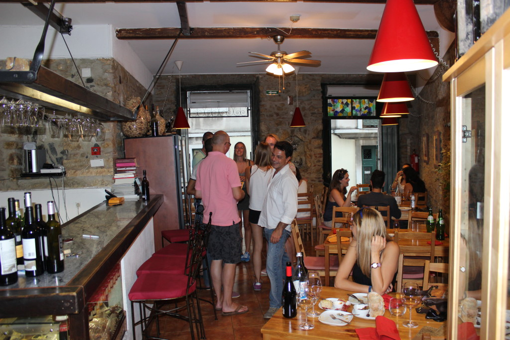 Wine Bar Do Castelo - Lisbon | Wander & Wine