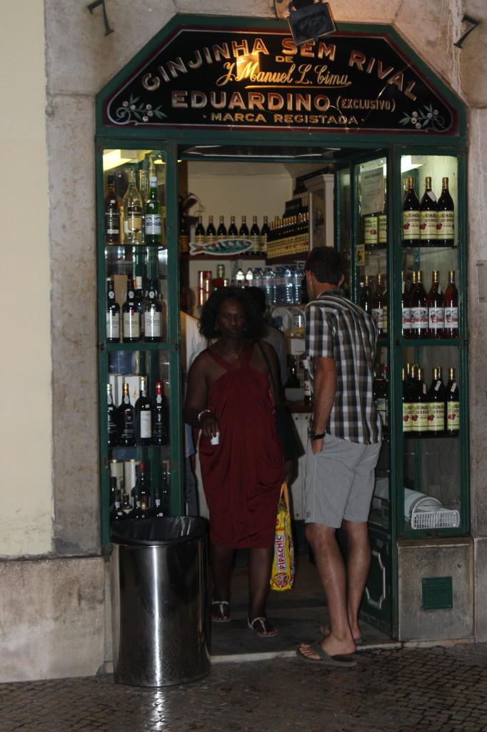 Ginjinha Bar - Lisbon | Wander & Wine