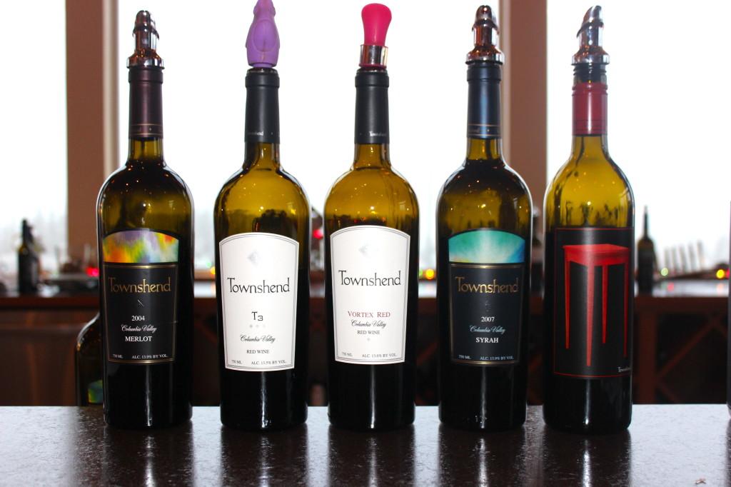 Townshend Wines | Wander & Wine