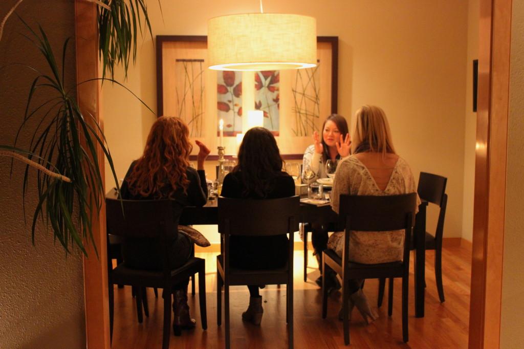 5 Girls & Pappy Van Winkle Wine Pairing Dinner | Wander & Wine