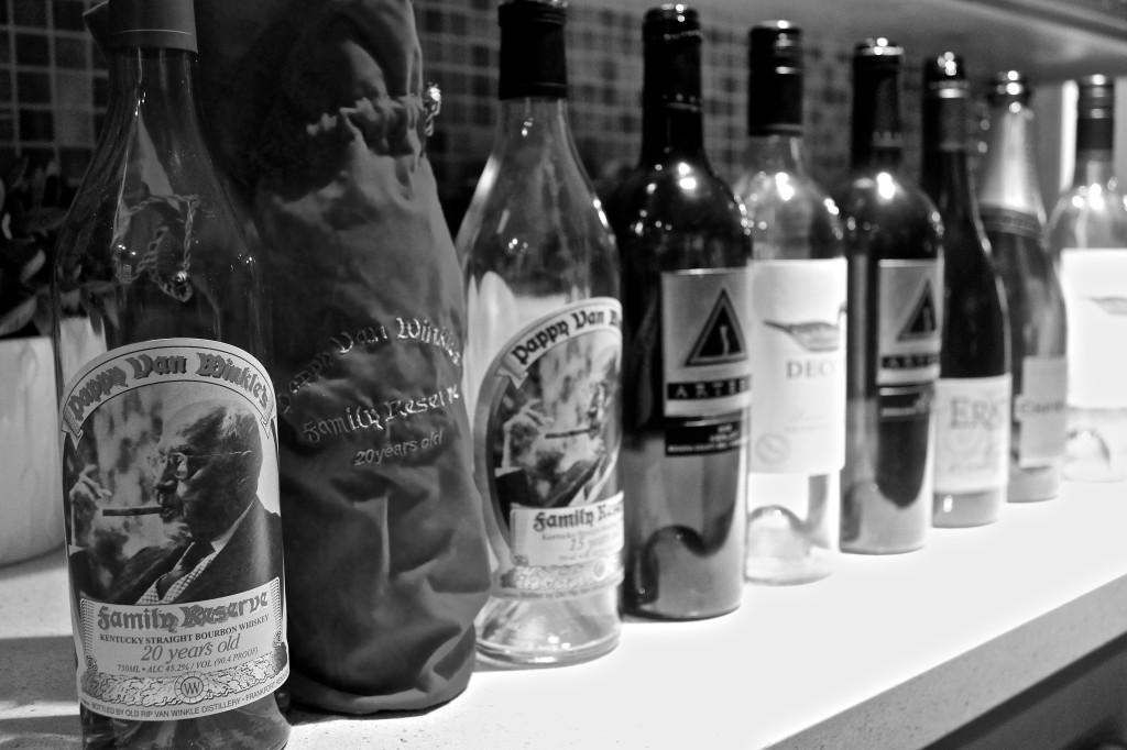 20 year Pappy Van Winkle | Wander & Wine