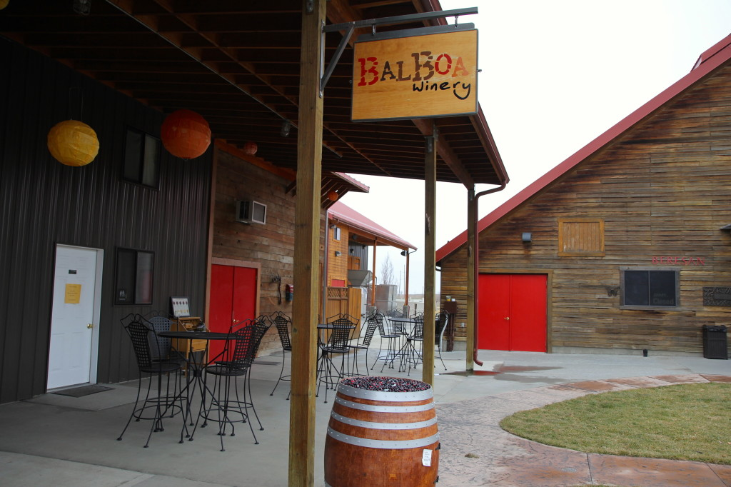Balboa Winery Outside - Walla Walla | Wander & Wine