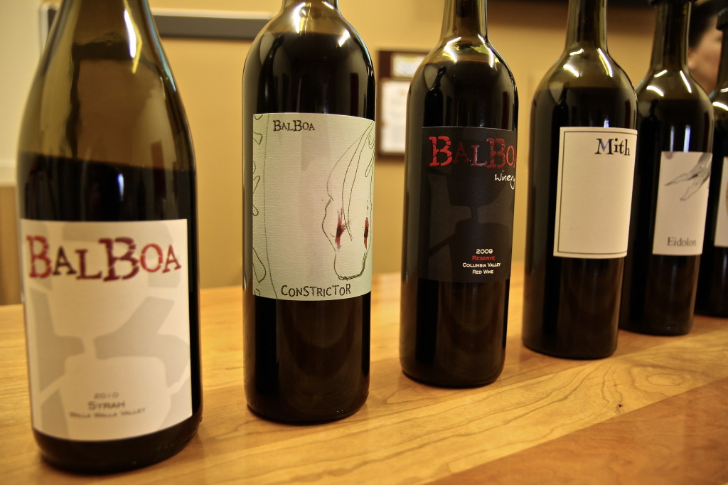 Balboa Winery Wines | Wander & Wine
