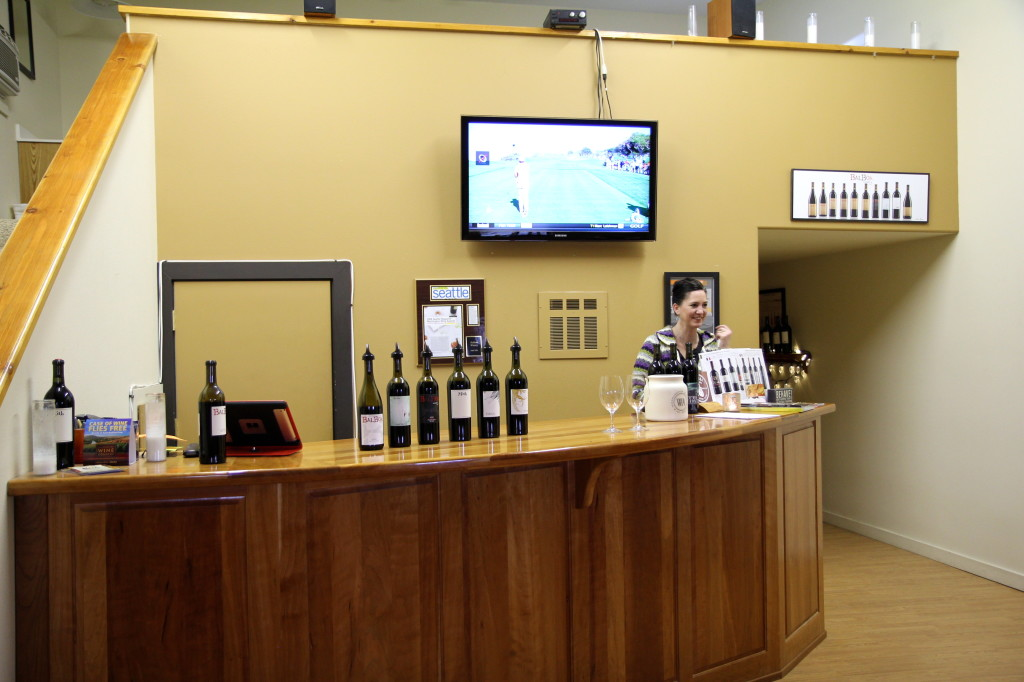 Balboa Winery Tasting Room | Wander & Wine