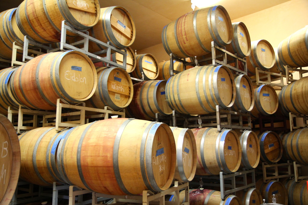 Balboa Barrel Room