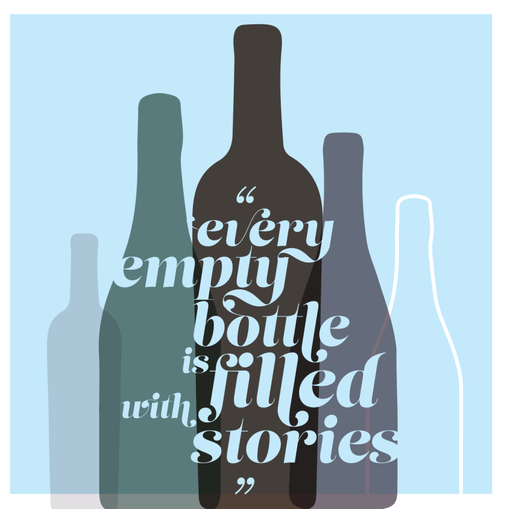 Empty Bottles | Wander & Wine