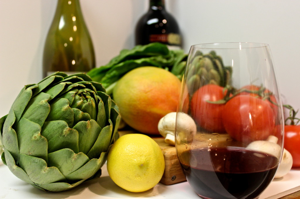 Healthy Food & Wine