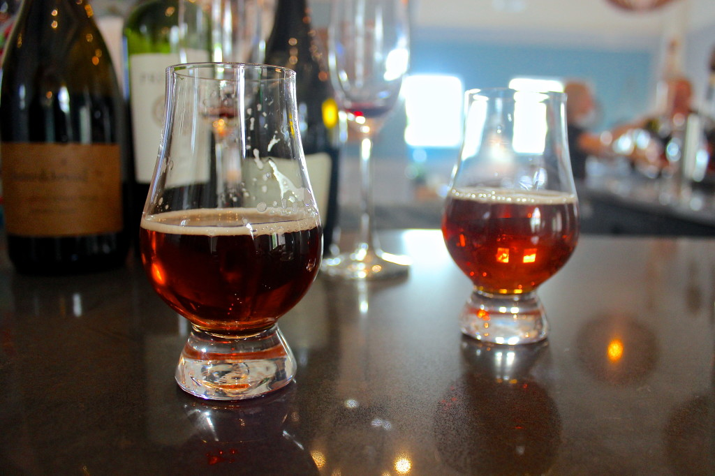 Beer at Armada Wine & Beer - Santa Barbara | Wander & Wine