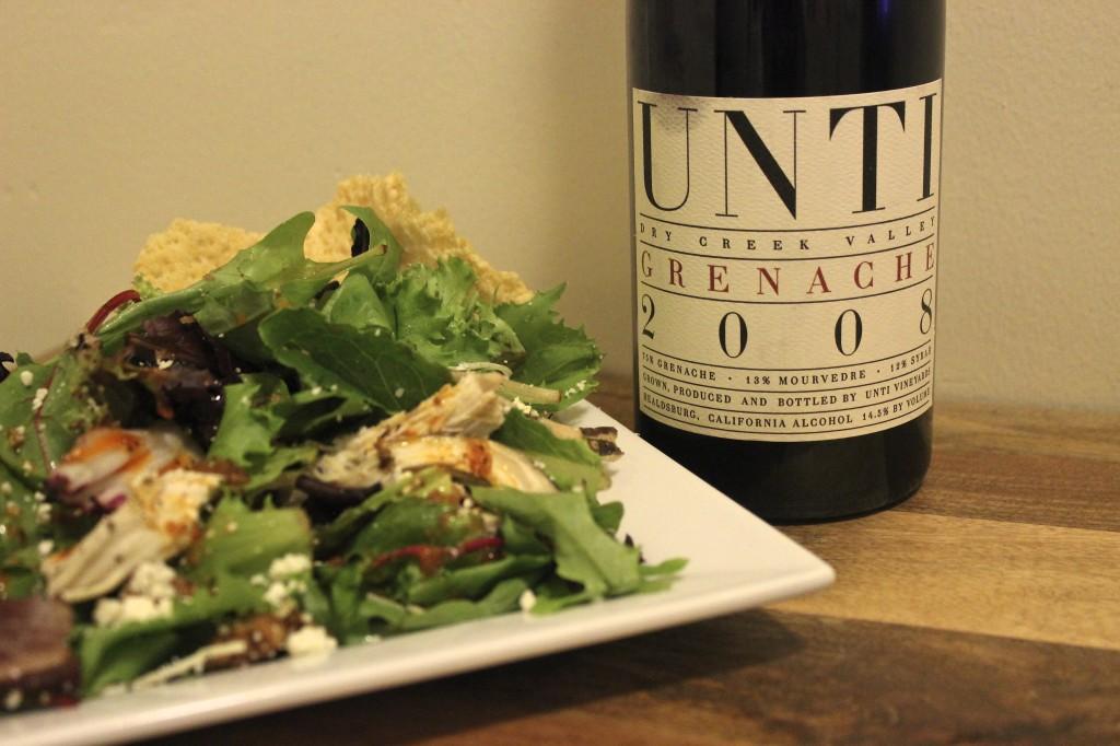 2008 Unti Grenache | Wander & Wine