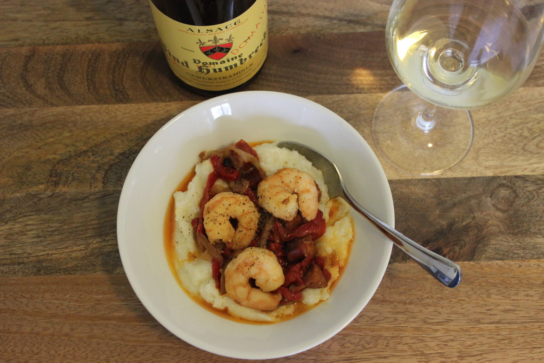 Shrimp & Grits Pairing | Wander & Wine