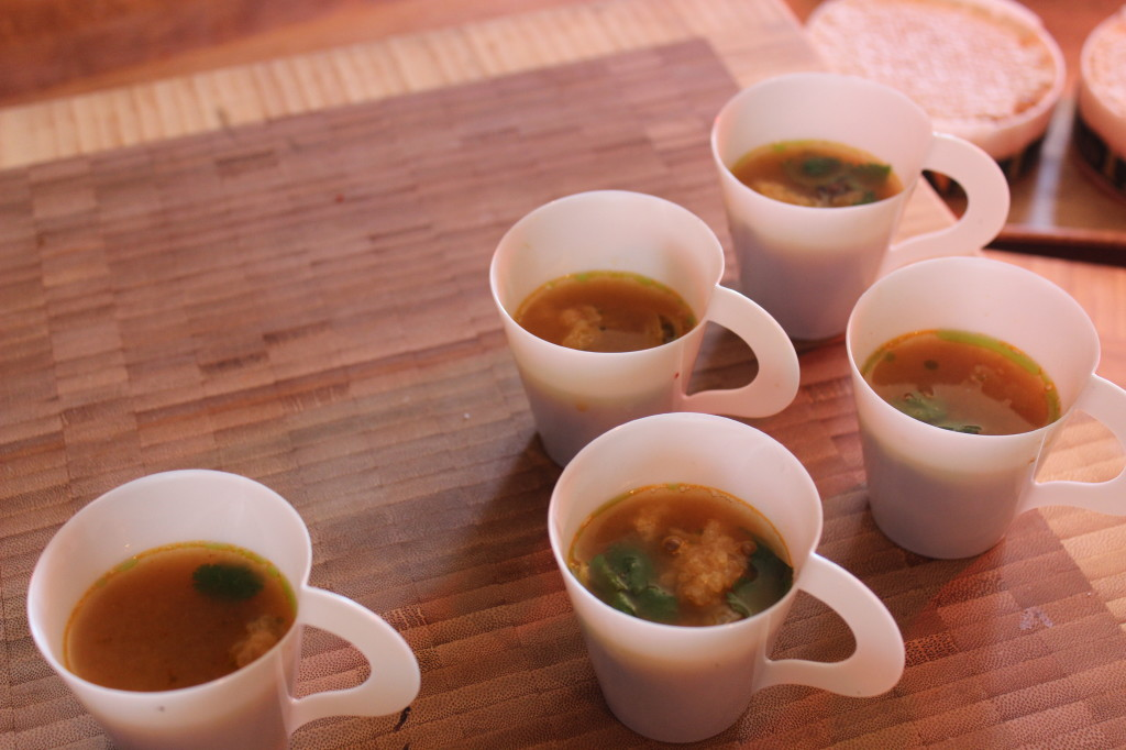 Portuguese Soup at PBFW | Wander & Wine