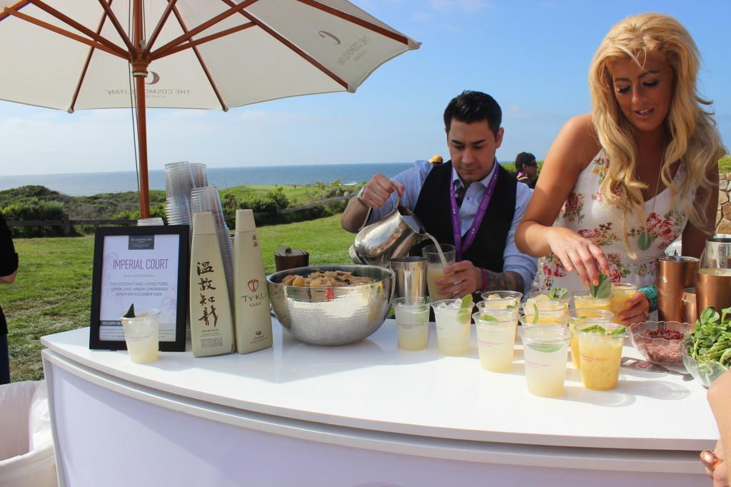 Spanish Bay Cocktail Hour | Wander & Wine