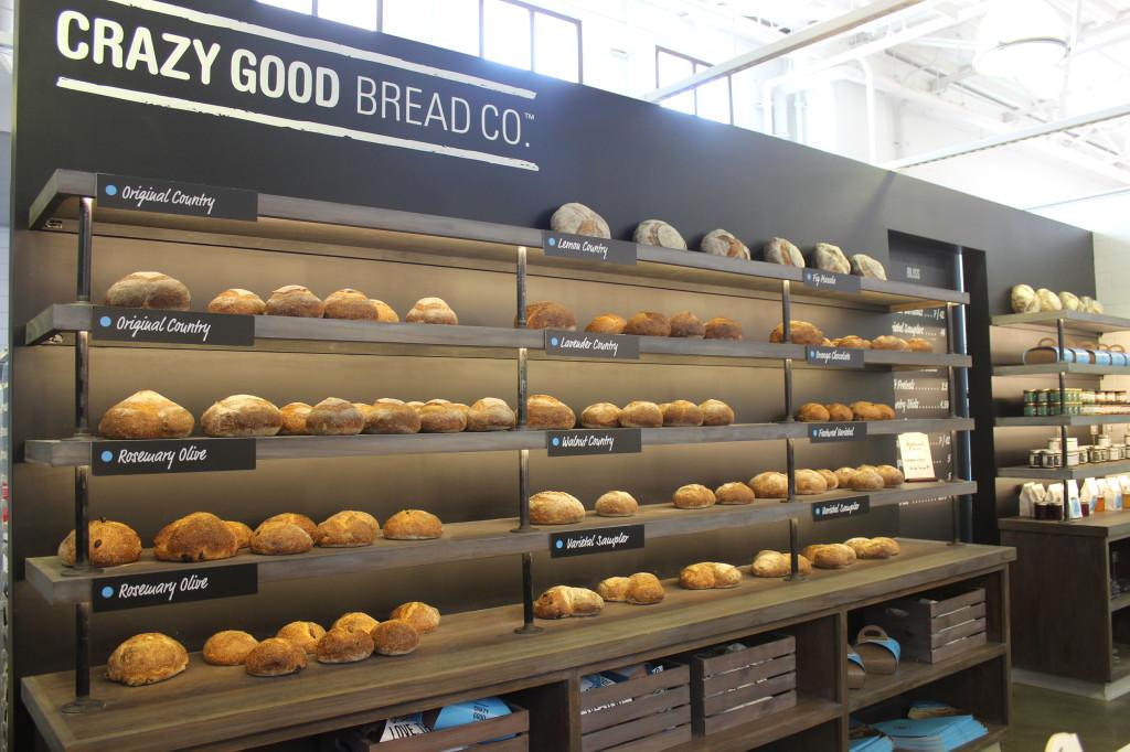 Crazy Good Bread, SB Public Market | Wander & Wine
