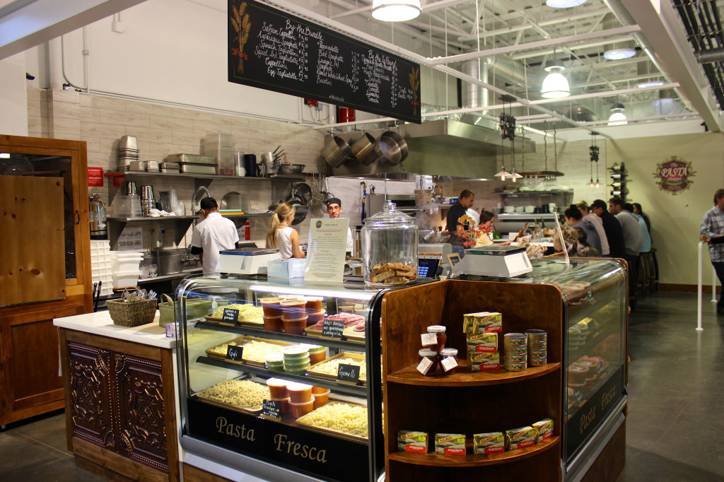 The Pasta Shoppe, Santa Barbara Public Market | Wander & Wine