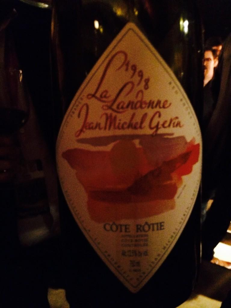 1998 La Landonne | Wander & Wine