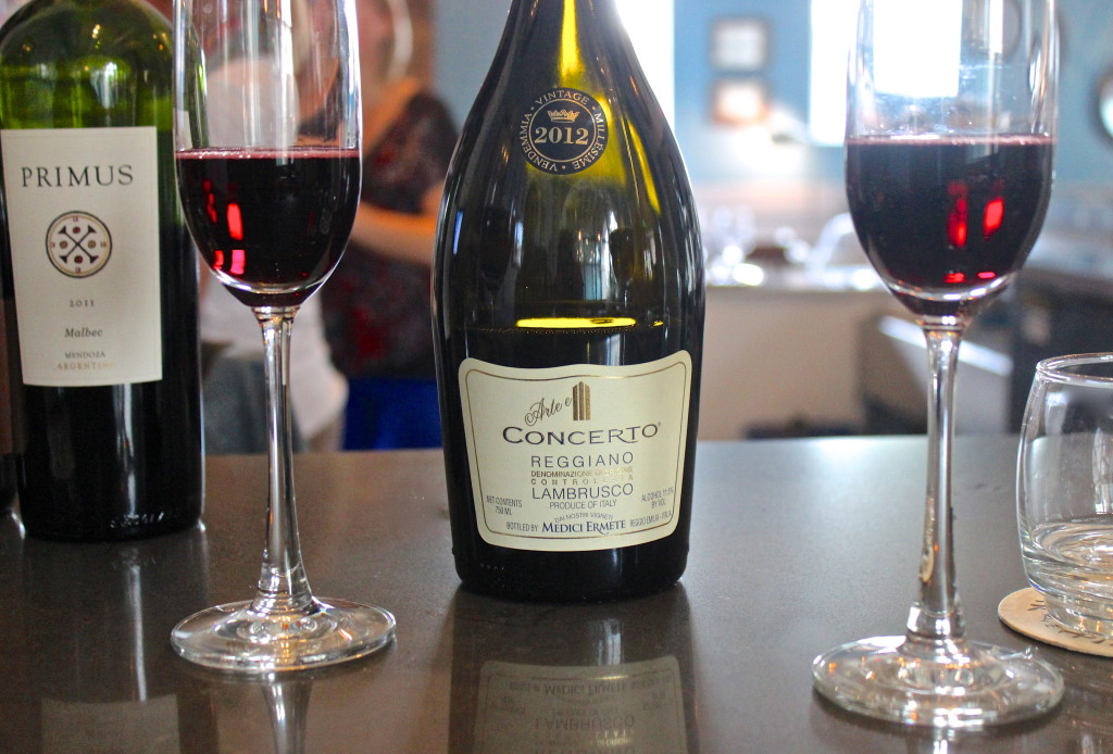Lambrusco - tips for trying new wines | Wander & Wine