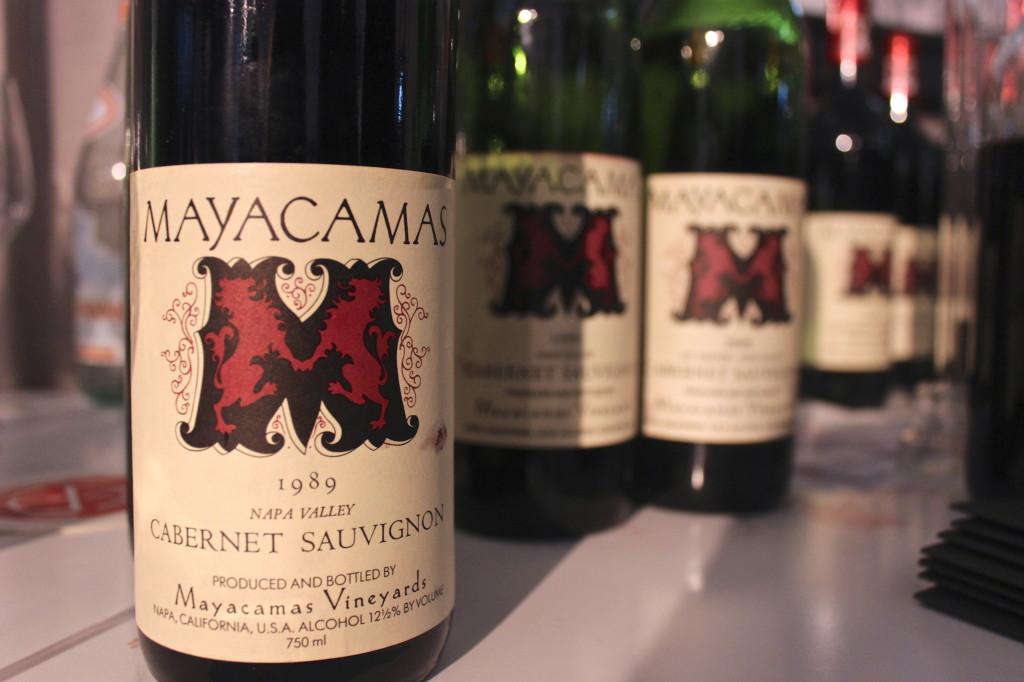 1989 Mayacamas Cabernet | Wander & Wine