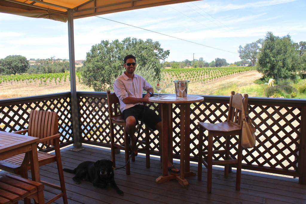 Wine tasting at Beckmen Vineyards | Wander & Wine