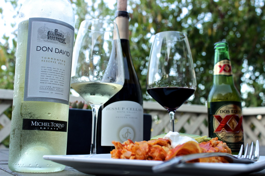 Enchilada wine pairing challenge | Wander & Wine
