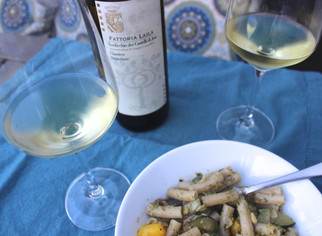 Italian Wine & Pesto pairing | Wander & Wine