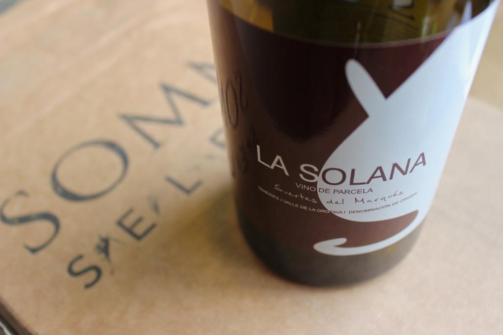 SommSelect - Spanish Wine | Wander & Wine