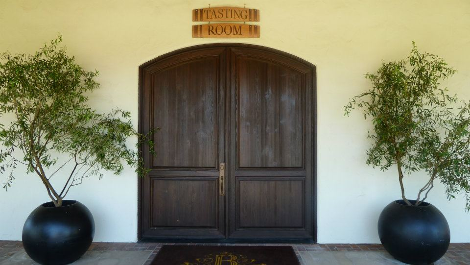 Bridlewood Entrance | Wander & Wine