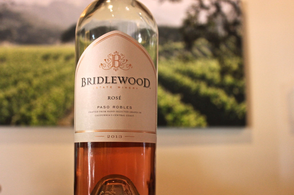 Bridlewood Paso Robles Rose | Wander & Wine