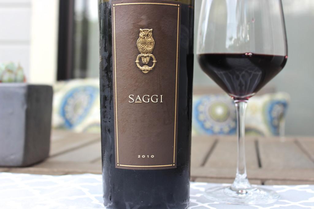 Saggi Wine from Long Shadows Winery | Wander & Wine