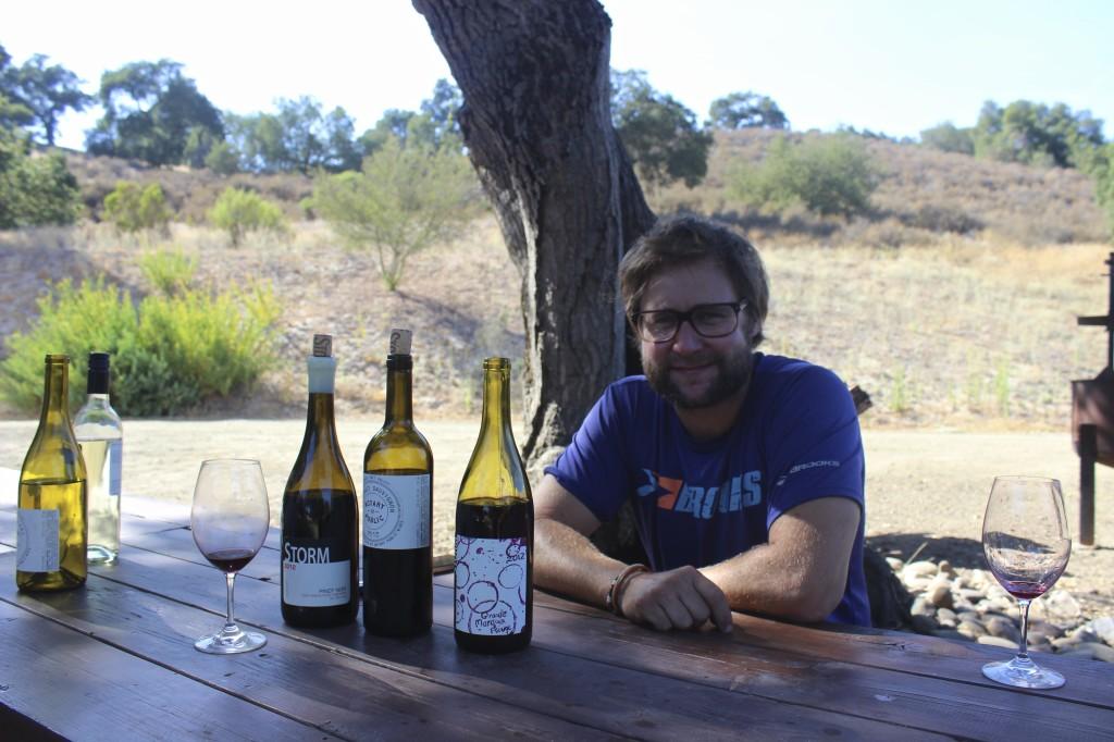 Ernst Storm - Storm Wines | Wander & Wine
