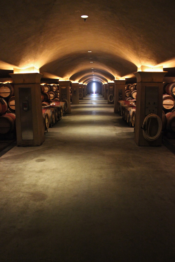 Wine cellar - Nickel & Nickel | Wander & Wine