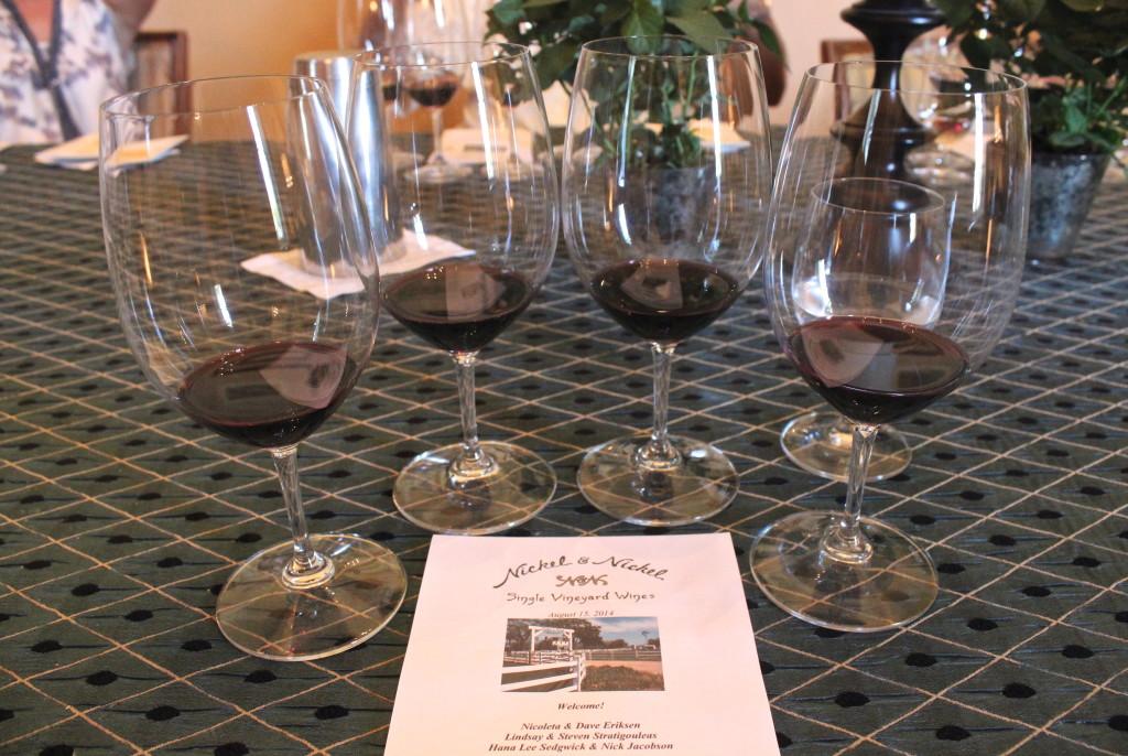 Nickel & Nickel wine tasting | Wander & Wine