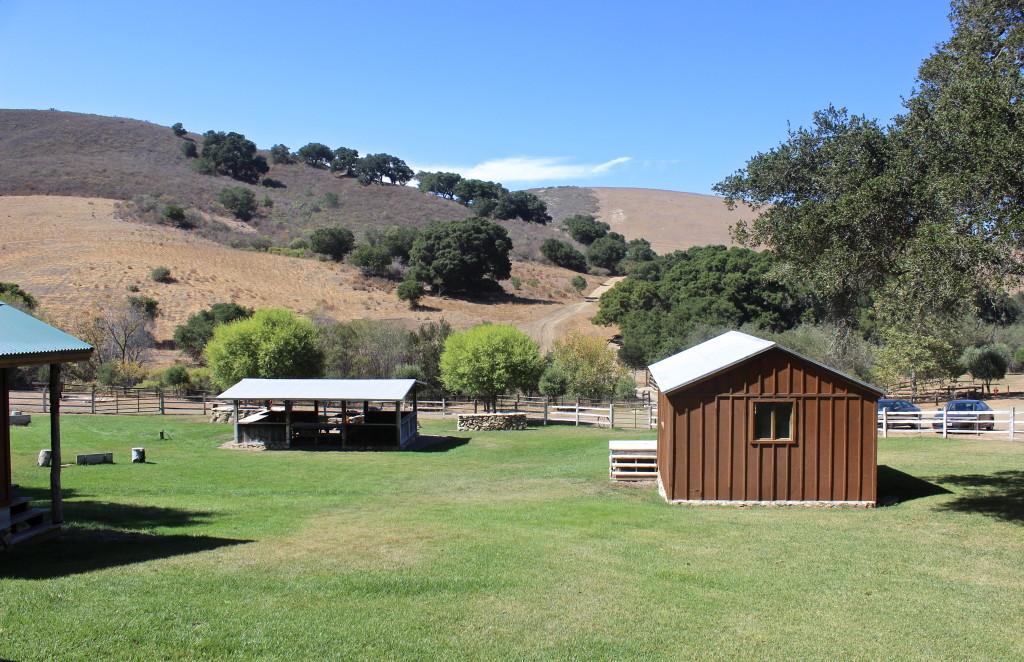 JCR Vineyard bunk houses | Wander & Wine
