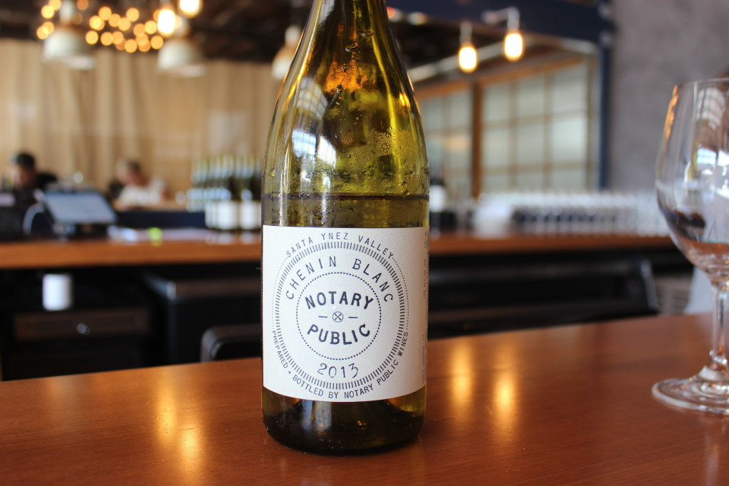 Notary Public Wines at SB Wine Collective | Wander & Wine