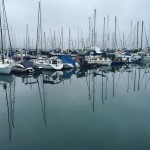 May grey still looks good on you Santa Barbara gloomyday