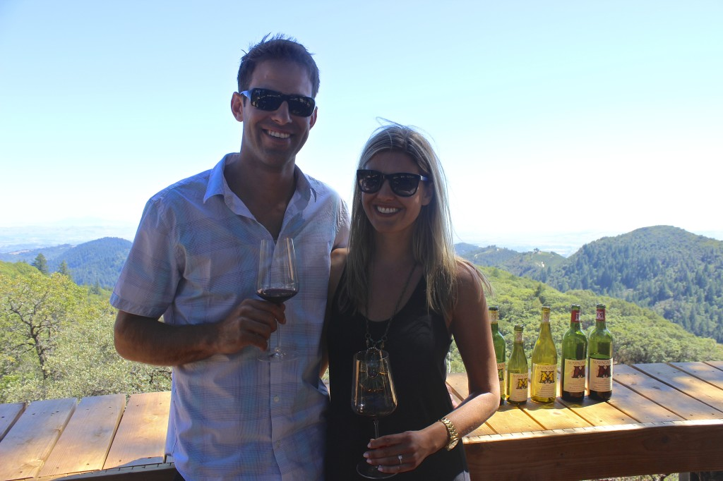 Mayacamas Winery | Wander & Wine