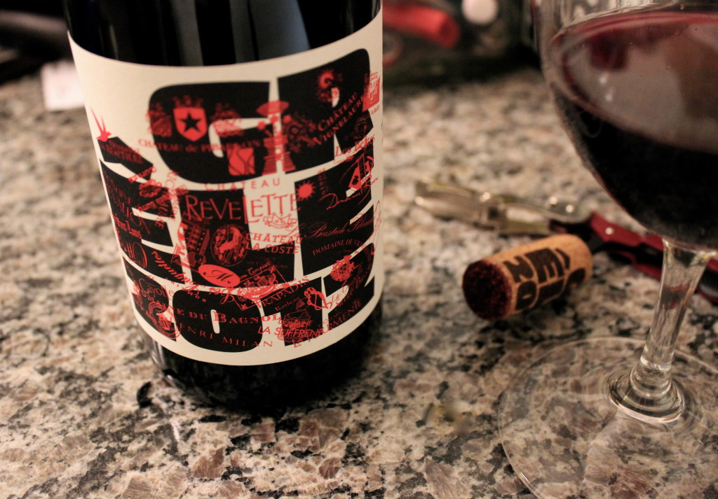 "Chateau de Roquefort ""Grele"" Red Blend 