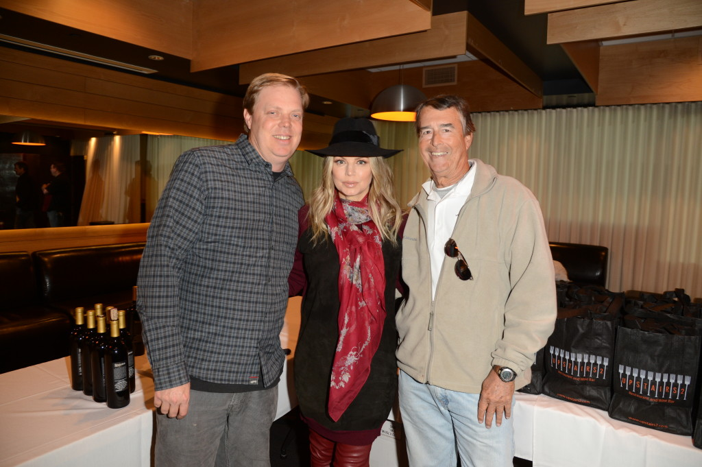 Fergie Visits The Wine House In Los Angeles For An Exclusive Bottle Signing In Celebration Of Her New Wine Line, Ferguson Crest