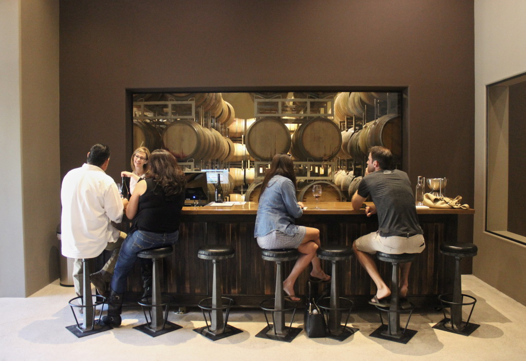 Andrew Murray Vineyards - Club Members Tasting room | Wander & Wine