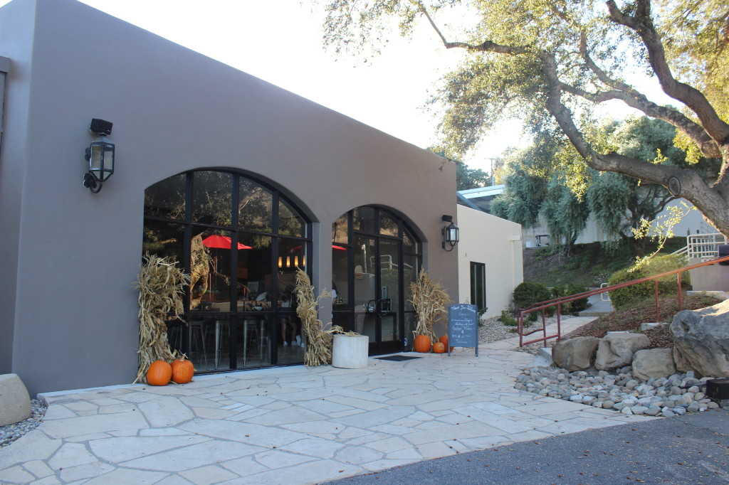Andrew Murray Vineyards Tasting Room - Santa Ynez Valley | Wander & Wine