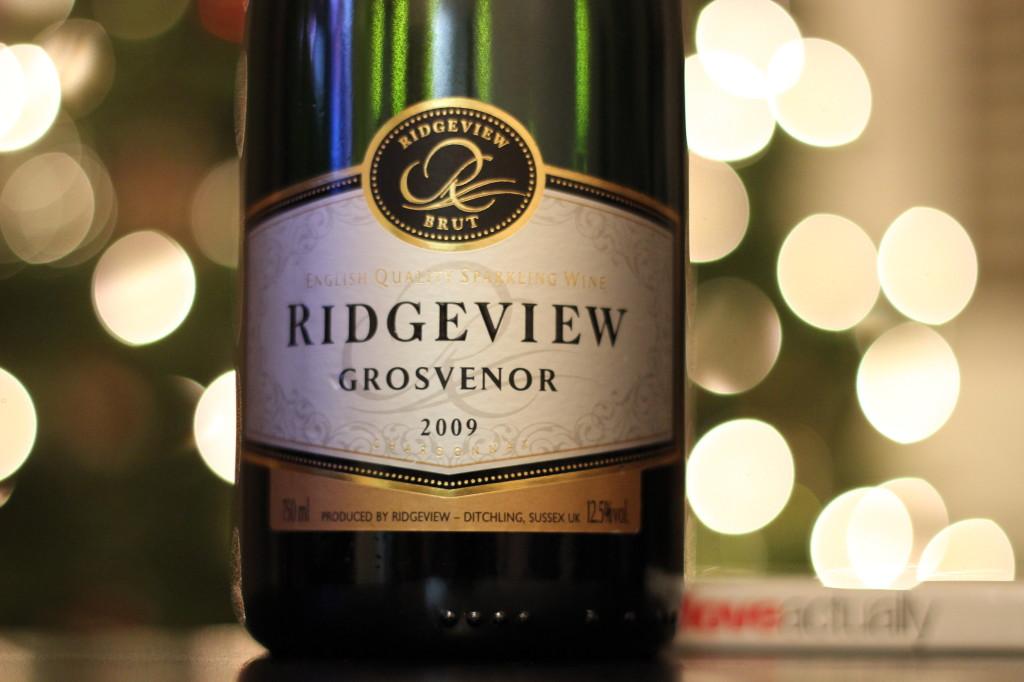 Ridgeview Grosvenor Blanc de Blanc | Wander & Wine