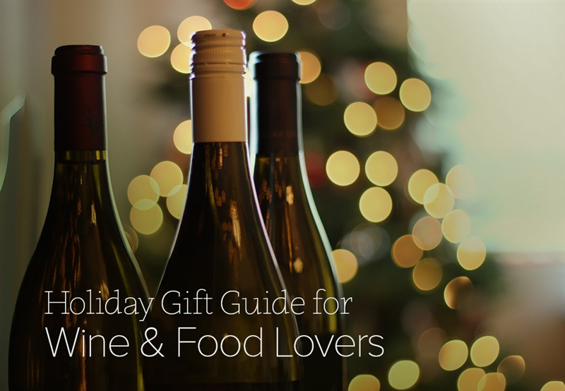 2014 Holiday Gift Guide for Wine & Food Lovers | Wander & Wine