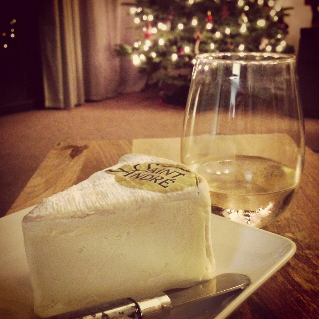 Luli Chardonnay & St. Andre pairing | Wander & Wine