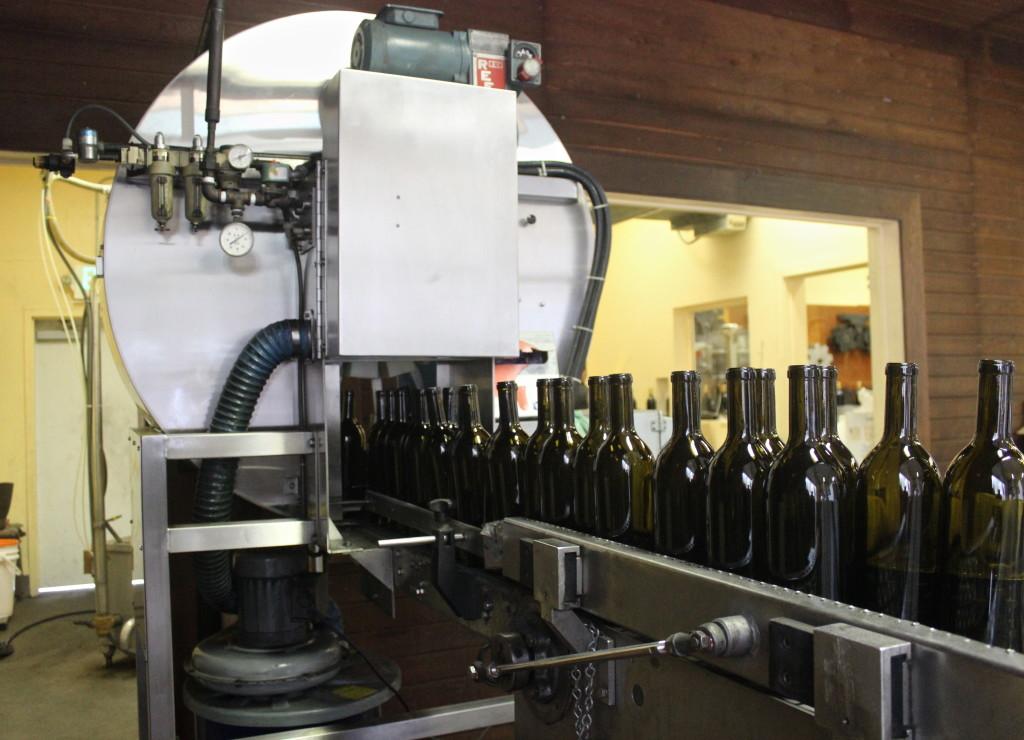 Bottling Cultivar Wine | Wander & Wine