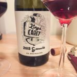 Tasting Kings Carey Grenache from jamessparkswine Lots of red fruithellip
