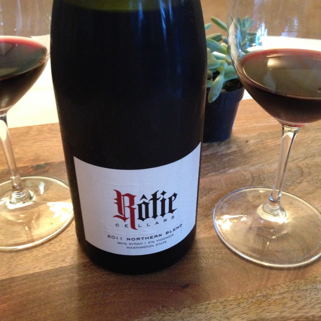 Rotie Cellars Northern Rhone - the perfect Valentine's Day Food & Wine | Wander & Wine