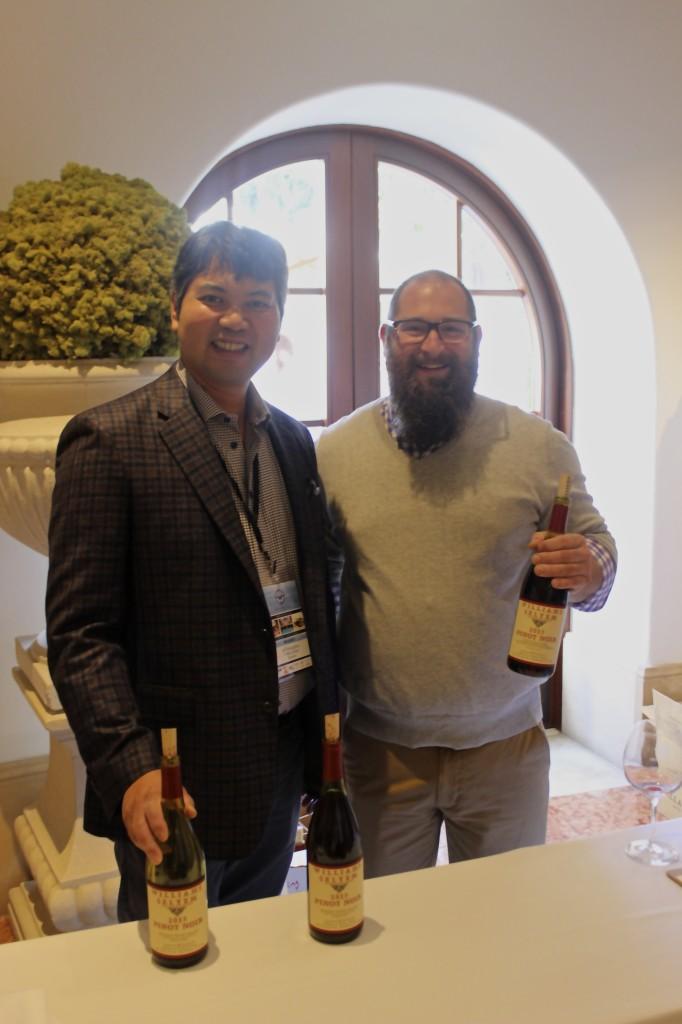 Williams Selyem's winemaker, Jeff Mangahas, at WOPN | Wander & Wine